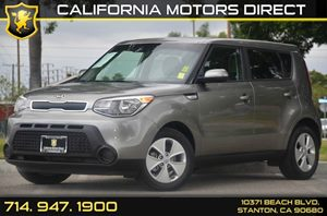 2015 Kia Soul Base Carfax 1-Owner - No AccidentsDamage Reported 4 Cylinders Air Conditioning