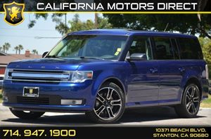 2014 Ford Flex SEL Carfax Report - No AccidentsDamage Reported 6 Cylinders Air Conditioning  A
