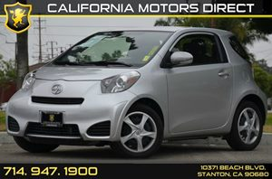 2014 Scion iQ  Carfax 1-Owner - No AccidentsDamage Reported 4 Cylinders Air Conditioning  AC