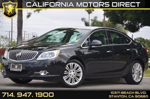 2014 Buick Verano  Carfax 1-Owner - No AccidentsDamage Reported 4 Cylinders Air Conditioning