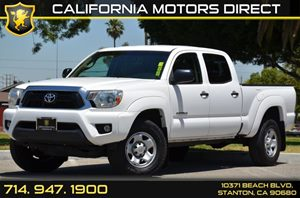 2012 Toyota Tacoma PreRunner Carfax Report - No AccidentsDamage Reported 6 Cylinders Air Condit