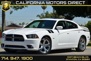 2014 Dodge Charger RT Max Carfax 1-Owner 8 Cylinders Air Conditioning  AC Audio  Auxiliary A
