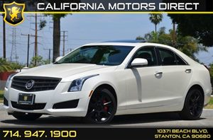 2014 Cadillac ATS Standard AWD Carfax 1-Owner - No AccidentsDamage Reported 4 Cylinders Air Con
