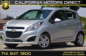 2015 Chevrolet Spark LT Carfax 1-Owner - No AccidentsDamage Reported 4 Cylinders Air Conditioni