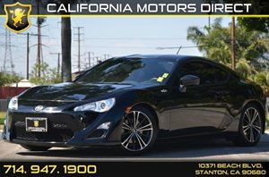 2014 Scion FR-S  Carfax 1-Owner - No AccidentsDamage Reported 4 Cylinders Air Conditioning  A
