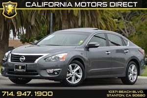 2014 Nissan Altima 25 SV Carfax 1-Owner - No AccidentsDamage Reported 4 Cylinders Air Conditio