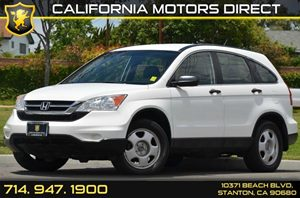 2011 Honda CR-V LX Carfax 1-Owner - No AccidentsDamage Reported 4 Cylinders Air Conditioning