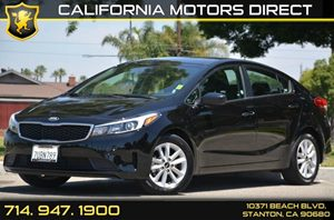 2017 Kia Forte LX Carfax 1-Owner 4 Cylinders Air Conditioning  AC Audio  AmFm Stereo Audio