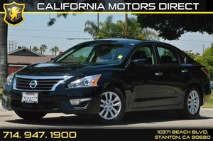 2015 Nissan Altima 25 S Carfax Report 4 Cylinders Air Conditioning  AC Audio  AmFm Stereo