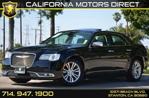 2016 Chrysler 300 300C Carfax 1-Owner 6 Cylinders Air Conditioning  AC Audio  Auxiliary Audi