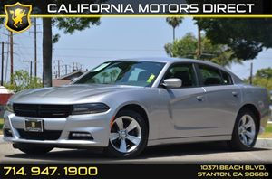 2016 Dodge Charger SXT Carfax 1-Owner 6 Cylinders Air Conditioning  AC Audio  Auxiliary Audi