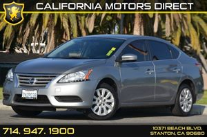 2014 Nissan Sentra SV Carfax Report - No AccidentsDamage Reported 4 Cylinders Air Conditioning