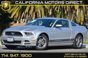 2014 Ford Mustang V6 Carfax Report - No AccidentsDamage Reported 6 Cylinders Air Conditioning