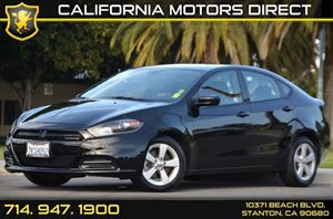2015 Dodge Dart SXT Carfax 1-Owner - No AccidentsDamage Reported Air Conditioning  AC Audio