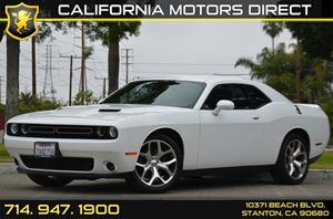 2015 Dodge Challenger SXT Plus Carfax Report - No AccidentsDamage Reported 6 Cylinders Air Cond