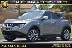 2012 Nissan JUKE SL Carfax 1-Owner - No AccidentsDamage Reported 4 Cylinders Air Conditioning