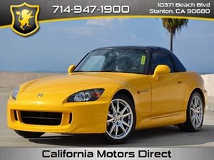 2004 Honda S2000  Carfax Report - No Accidents  Damage Reported to CARFAX Air Conditioning  AC