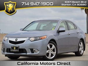2012 Acura TSX Tech Pkg Carfax 1-Owner - No Accidents  Damage Reported to CARFAX 17 X 75 5-