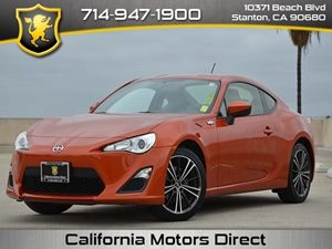 2013 Scion FR-S 6-Speed Manual Carfax 1-Owner - No Accidents  Damage Reported to CARFAX  Hot L