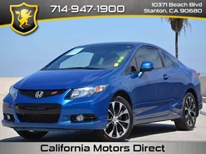 2013 Honda Civic Si Carfax 1-Owner - No Accidents  Damage Reported to CARFAX Air Conditioning