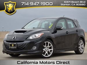 2011 Mazda Mazda3 Mazdaspeed3 Sport turbo Carfax Report  Black Mica CLEAN TITLE  20555 Per