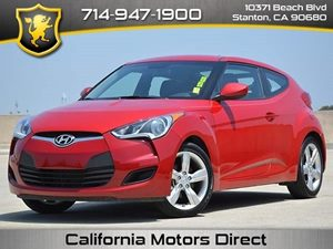2015 Hyundai Veloster  Carfax 1-Owner - No Accidents  Damage Reported to CARFAX  Boston Red Me