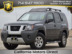 2012 Nissan Xterra X Carfax 1-Owner  Night Armor CLEAN TITLE  19776 Per Month - On Approve