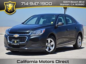 2014 Chevrolet Malibu LS Carfax Report Air Conditioning  AC Audio  AmFm Stereo Audio  Usb