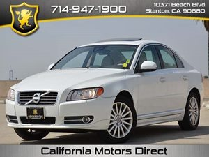 2012 Volvo S80 32L Carfax 1-Owner  Ice White  All advertised prices exclude government fees a