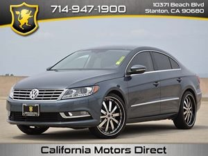 2013 Volkswagen CC Sport Carfax Report  Iron Gray Metallic CLEAN TITLE  18606 Per Month -