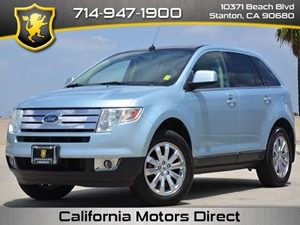 2008 Ford Edge Limited Carfax Report Air Conditioning  AC Audio  AmFm Stereo Audio  Auxili