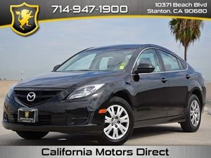 2013 Mazda Mazda6 i Sport Carfax 1-Owner - No Accidents  Damage Reported to CARFAX  Ebony Blac