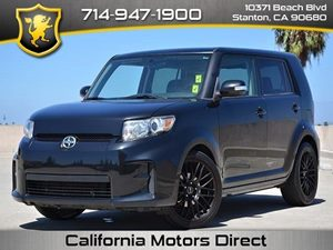 2012 Scion xB  Carfax Report  Black Sand Pearl  All advertised prices exclude government fees