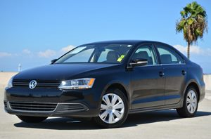 2013 Volkswagen Jetta SE PZEV Carfax 1-Owner Air Conditioning  AC Audio  AmFm Stereo Audio