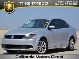 2012 Volkswagen Jetta SE PZEV Carfax Report Air Conditioning  AC Audio  AmFm Stereo Audio