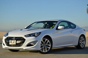 2014 Hyundai Genesis Coupe 20 turbo Carfax 1-Owner - No Accidents  Damage Reported to CARFAX