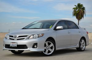 2013 Toyota Corolla S Carfax Report - No Accidents  Damage Reported to CARFAX Air Conditioning