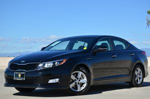 2014 Kia Optima LX Carfax 1-Owner - No Accidents  Damage Reported to CARFAX Air Conditioning  A
