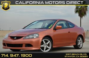 2006 Acura RSX Type-S Carfax 1-Owner - No Accidents  Damage Reported to CARFAX Audio  Cd Change