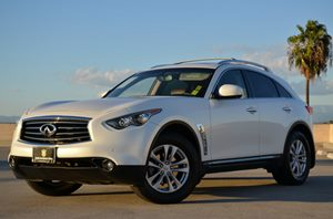 2012 Infiniti FX35  Carfax 1-Owner Air Conditioning  AC Audio  AmFm Stereo Audio  Auxiliar