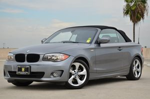 2012 BMW 1 Series 128i Carfax 1-Owner - No Accidents  Damage Reported to CARFAX  Space Gray Me