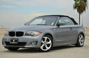 2012 BMW 1 Series 128i Carfax 1-Owner - No Accidents  Damage Reported to CARFAX Air Conditioning
