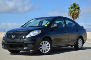 2014 Nissan Versa Pure Drive Carfax 1-Owner - No Accidents  Damage Reported to CARFAX  Super B
