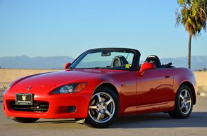 2002 Honda S2000 Convertible Carfax 1-Owner - No Accidents  Damage Reported to CARFAX  New For