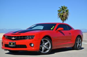 2013 Chevrolet Camaro SS Carfax Report  Crystal Red Tintcoat CLEAN TITLE  32849 Per Month
