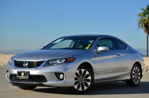2014 Honda Accord Coupe EX-Leather Carfax 1-Owner - No Accidents  Damage Reported to CARFAX  A