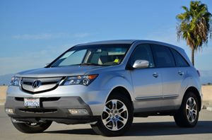 2008 Acura MDX Tech Pkg Carfax Report - No Accidents  Damage Reported to CARFAX Audio  Premium