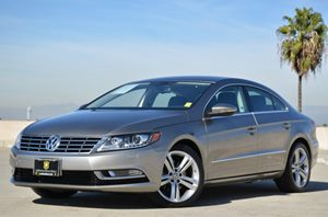 2013 Volkswagen CC Sport Plus 20Turbo Carfax 1-Owner Rns315 Navigation System Audio  Auxil