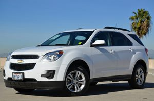 2013 Chevrolet Equinox LT Carfax 1-Owner - No Accidents  Damage Reported to CARFAX  Summit Whi
