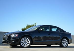 2013 Audi A4 Premium 20T Carfax 1-Owner - No Accidents  Damage Reported to CARFAX  Brilliant